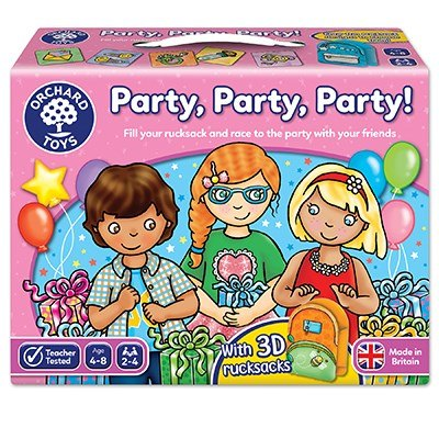 Orchard Toys Party  Party  Party!