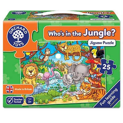 Orchard Toys Whos in the Jungle?