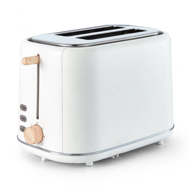 Tower Tower Scandi 2 Slice Toaster