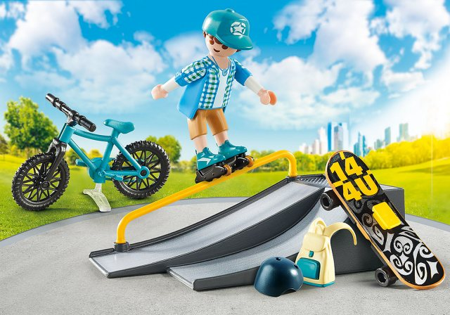 Playmobil Extreme Sports Carry Case S