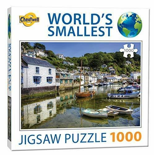 Worlds Smallest Puzzles Polperro Cornwall