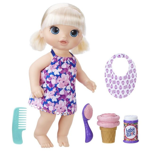 HASBRO BABY ALIVE - MAGICAL SCOOPS BABY